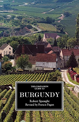 9781900639170: The Companion Guide to Burgundy