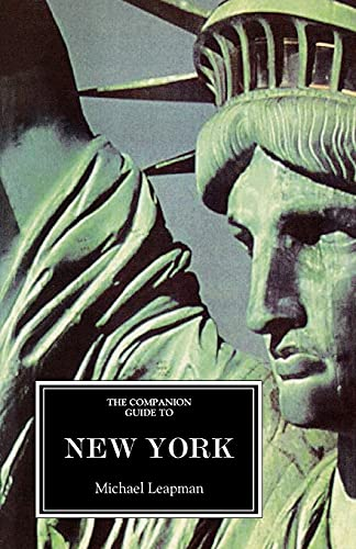 9781900639323: The Companion Guide to New York (n/e) (Companion Guides)