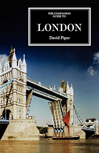 9781900639361: The Companion Guide to London (new edn) (Companion Guides)