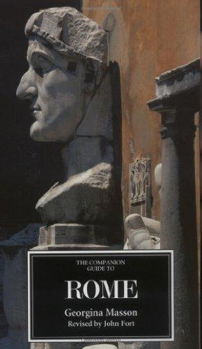 9781900639422: The Companion Guide to Rome (Companion Guides)
