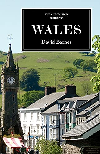 9781900639439: The Companion Guide to Wales (Companion Guides)