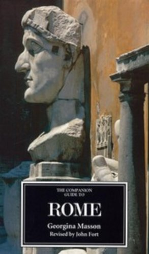 9781900639453: The Companion Guide to Rome (Companion Guides)
