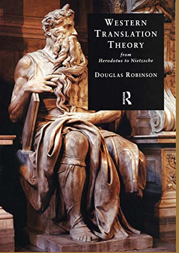 9781900650373: Western Translation Theory from Herodotus to Nietzsche