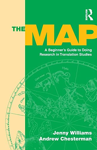 9781900650540: The Map: A Beginner's Guide to Doing Research in Translation Studies