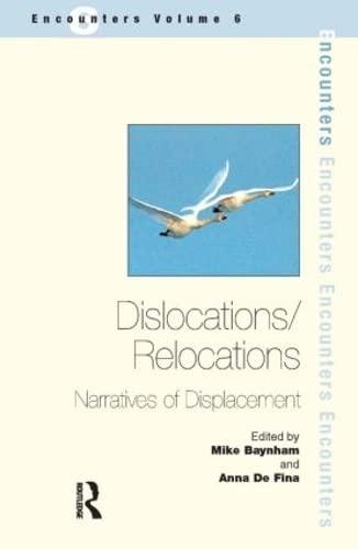 Dislocations/ Relocations: BAYNHAM, MIKE; DE