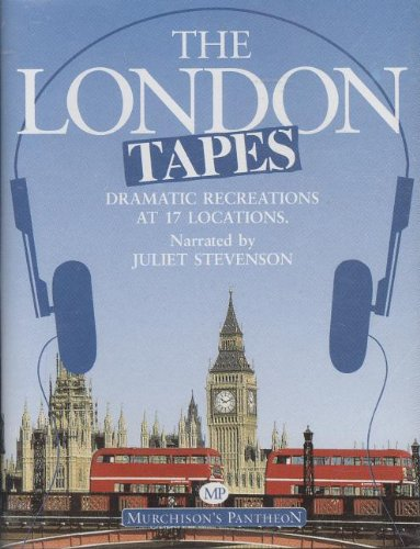 9781900652049: The London Tapes