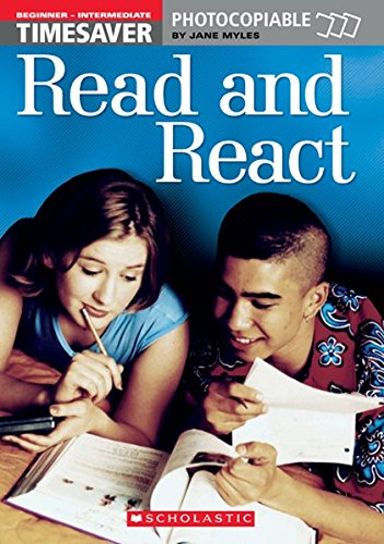 9781900702188: Timesaver Read and React - Beginnner / Pre Intermediate