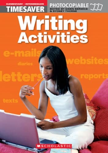 9781900702263: Writing Activities Elementary - Intermediate (Timesaver)