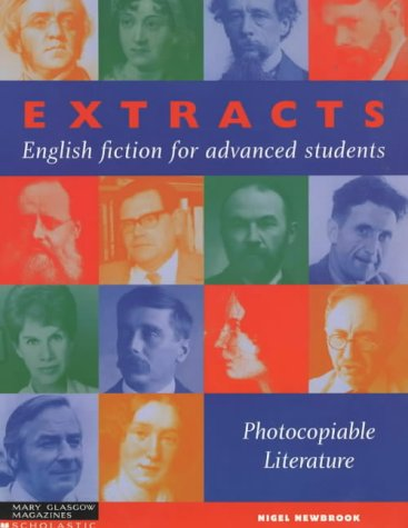 9781900702348: Extracts - English Fiction for Advanced Students (ELT)
