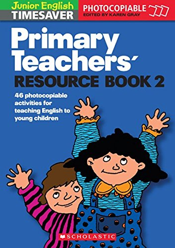 9781900702355: JET Primary Teacher Resource Book 2 (Junior English Timesavers)