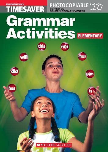 9781900702553: Grammar Activities Elementary (Timesaver)