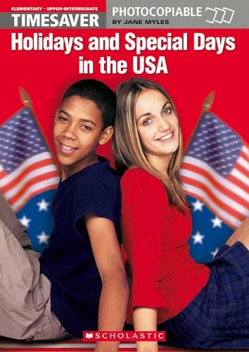 9781900702591: Holidays and Special Days in the USA (Timesaver)