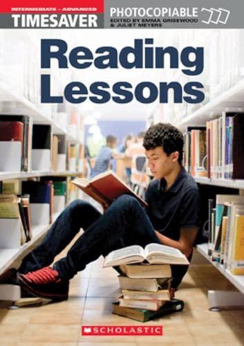 9781900702652: Reading Lessons Intermediate - Advanced (Timesaver)