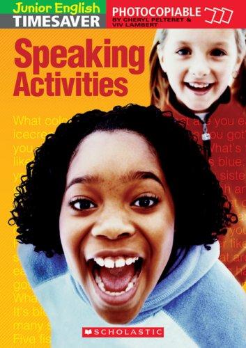 9781900702676: Speaking Activities (Junior English Timesavers)