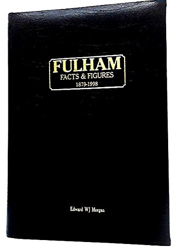 Fulham Facts & Figures 1879 - 1998