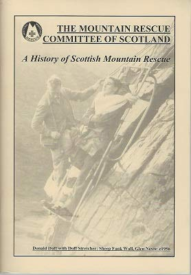 9781900743426: A History of Scottish Mountain Rescue