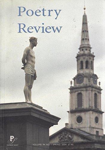 Poetry Review Spring 2004: v.94,No.1: Vol 94,No.1: David Herd, Robert