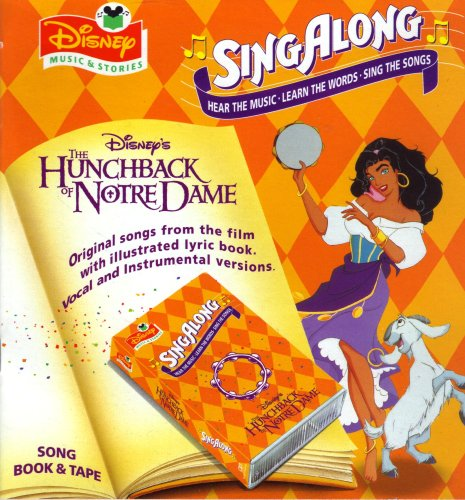 9781900775182: The Hunchback of Notre Dame Singalong (Disney Music and Stories)