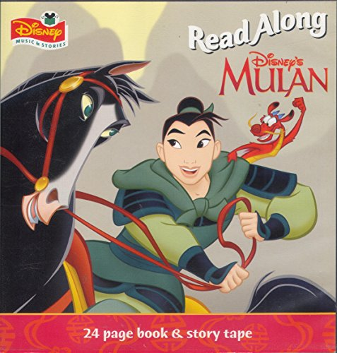 9781900775915: Disney's Mulan ; 24 Page Book and Audio Cassette Tape