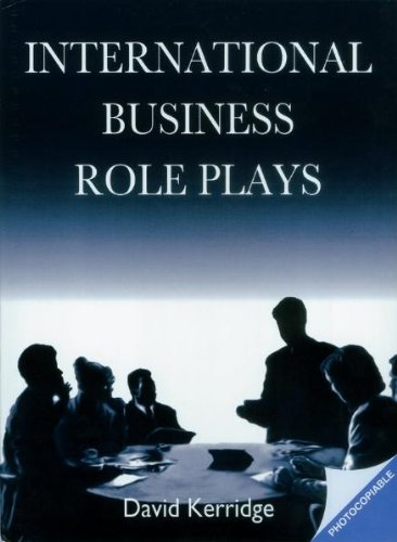 9781900783002: International Business Role Plays
