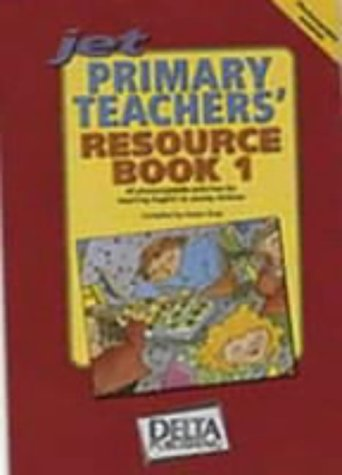 9781900783132: Jet Primary Teachers' Resource Book: No. 1: Photocopiable Activities for Teaching English to Young Children