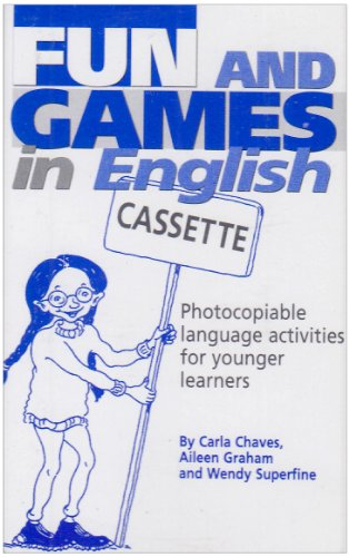 9781900783354: Fun and Games in English