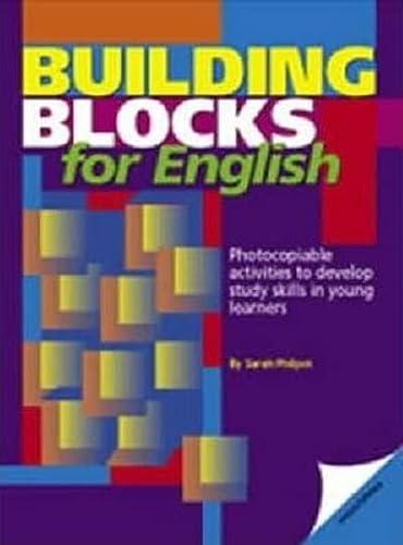 Building Blocks for English: Philpot, Sarah