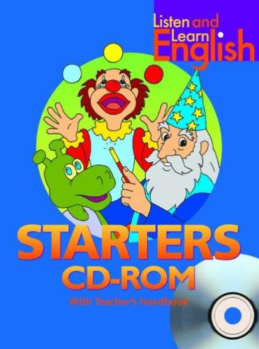 9781900783835: LISTEN LEARN ENG STARTERS CD-ROM PK (Listen & Learn English CD-Rom)