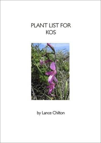9781900802659: Plant List for Kos