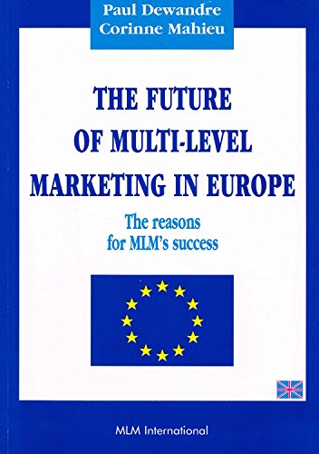 9781900815000: The Future of Multilevel Marketing in Europe