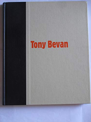 9781900829052: Tony Bevan