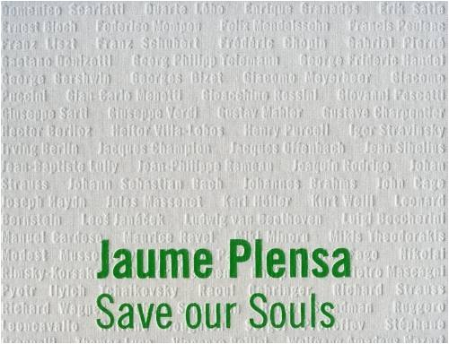 9781900829243: Jaume Plensa: Save Our Souls