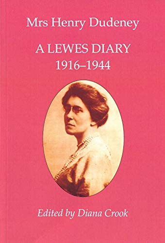 9781900841078: A Lewes Diary 1916-1944