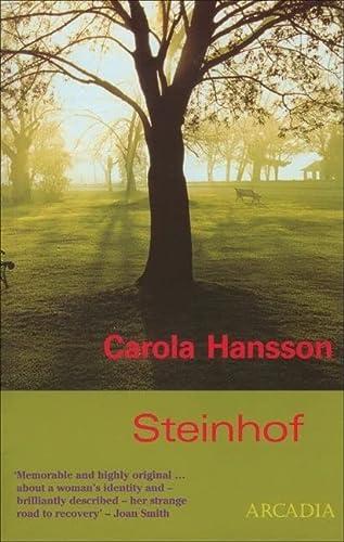 Steinhof: Hansson, Carola