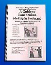 9781900855020: A Guide to Panantukan (the Filipino Boxing Art): Rick Faye's Kali/jeet Kune Do Notebook Guide Series - For Use as a Training Journal and Step by Step Guide