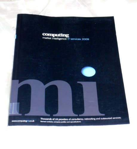 Computing Mi IT Services 2009 (Paperback)