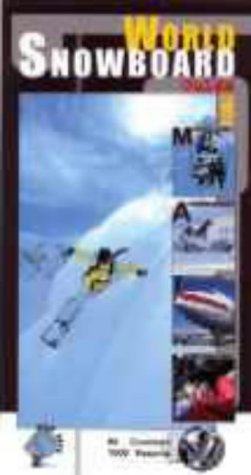 World Snowboard Guide (1900916096) by Tony Brown