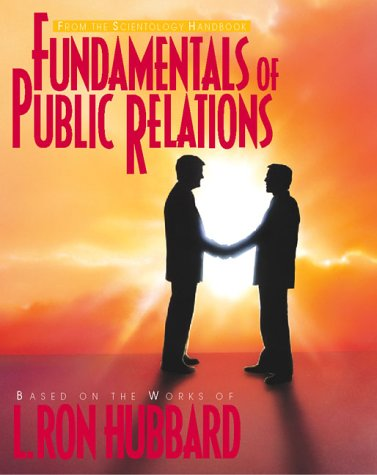 9781900944243: Fundamentals of Public Relations (Practical Scientology Handbooks)