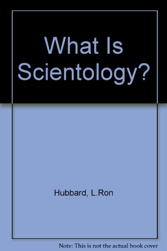 9781900944335: What Is Scientology?