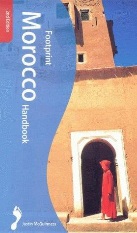 9781900949354: FOOTPRINT MOROCCO HANDBOOK: THE TRAVEL GUIDE
