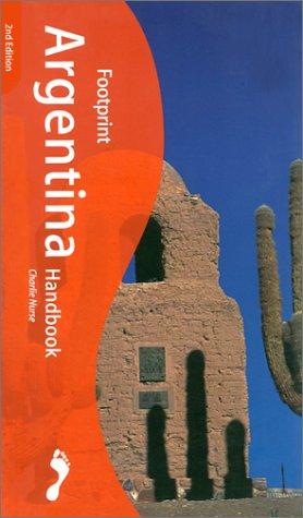 9781900949675: Footprint Argentina Handbook : The Travel Guide