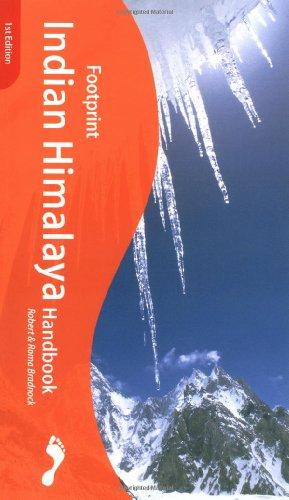 Footprint Indian Himalaya Handbook: Bradnock, Robert, Bradnock, Roma