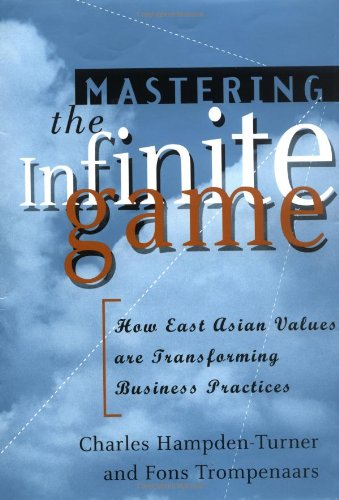 Mastering the Infinite Game: How East Asian Values are Transforming Business Practices: ...