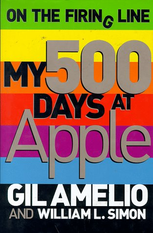 9781900961981: On the Firing Line: My 500 Days at Apple