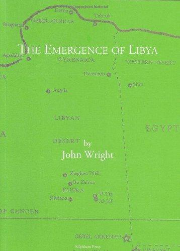 9781900971065: The Emergence of Libya
