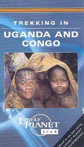 9781900979276: Lonely Planet Trekking in Uganda & Congo video (Videos) [VHS]