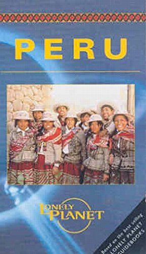 9781900979351: Lonely Planet Peru video (Videos) [VHS]