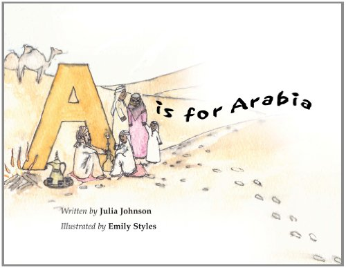 9781900988933: A is for Arabia