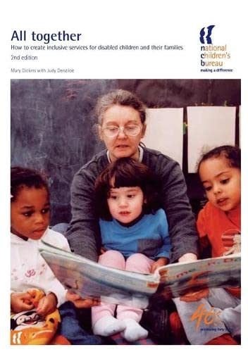 9781900990929: All Together: How to create inclusive services for disabled children and their families