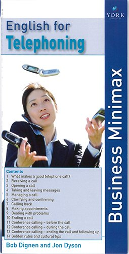 9781900991254: Business Minimax: English For Telephoning